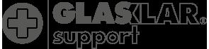 glasklarsupport.com Logo